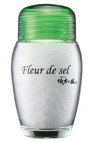 画像1: フルール・ド・セル(塩の花)30gボトル